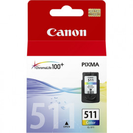 Canon CL-511 Colour cartuccia...