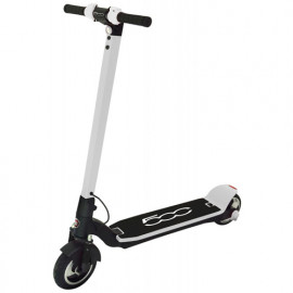 "FIAT ELECTRIC SCOOTER BIANCO RUOTE 8""..."