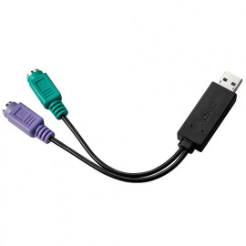 LINDY CONVERTER USB - PS/2