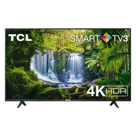 TCL TV 50 4K SLIM CON HDR E SMART TV...