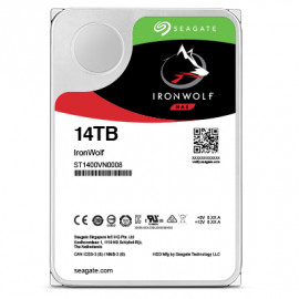SEAGATE HDD IRONWOLF 14TB 3,5 7200RPM...