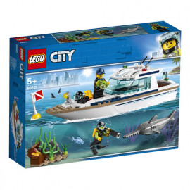 LEGO CITY: YACHT PER IMMERSIONI