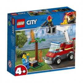 LEGO CITY: BARBECUE IN FUMO
