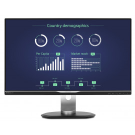 Philips Brilliance Monitor LCD con...