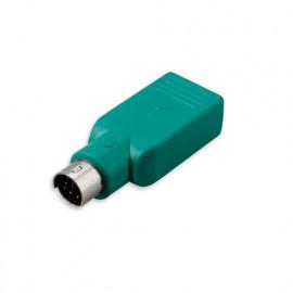Vultech PS/2-USB PS/2 Verde