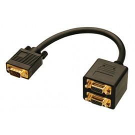 Lindy VGA Splitter Cable cavo VGA...